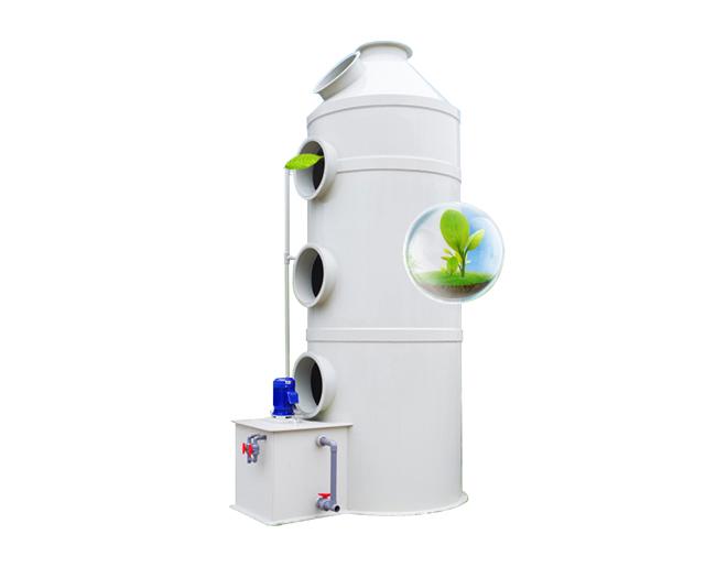 废气处理喷淋塔