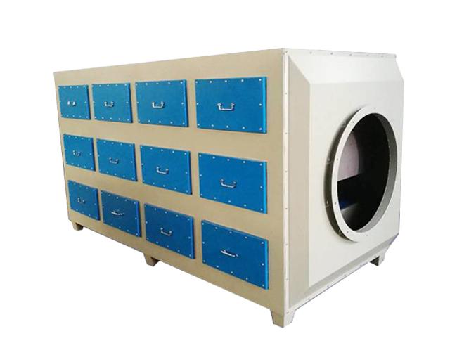 活性炭废气处理吸附箱