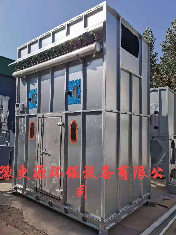 除尘器的工作原理及作用是什么